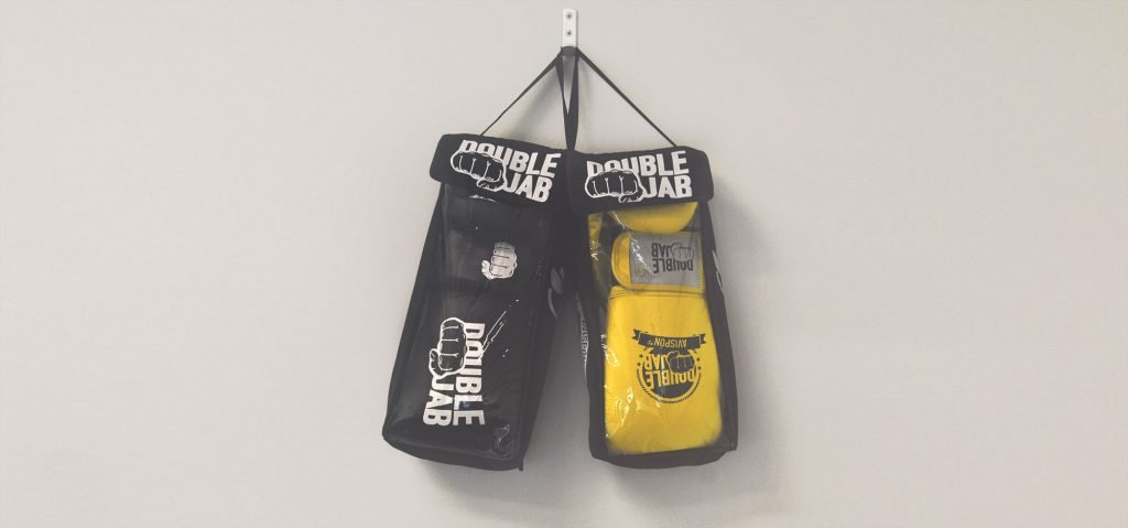 Double Jab Gloves Door