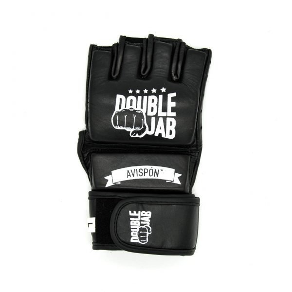 MMA Double Jab Black