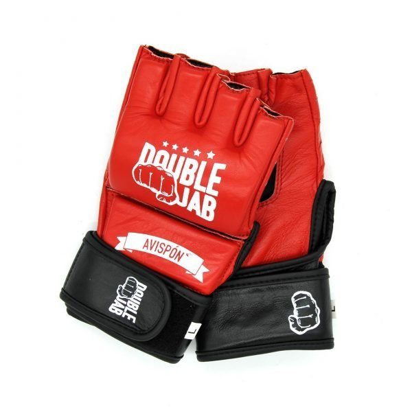MMA Double Jab Red