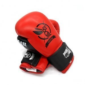 Double Jab Avispon Red and Black