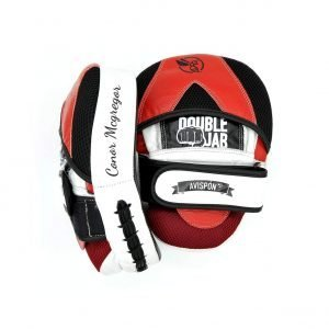 Pads Double Jab custom red