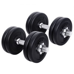 Gym Exercise 15kg Dumbbell Set