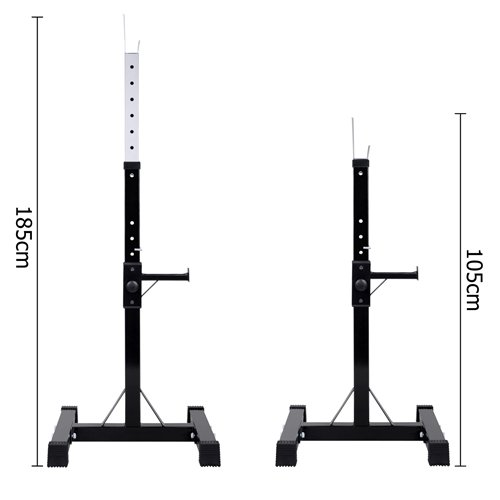 Squat Rack Bench Press Weight
